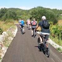 Get Active on Korcula Island - Walking & Cycling Routes