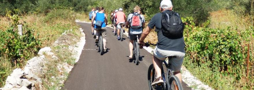 Get Active on Korcula - Walking & Cycling Routes