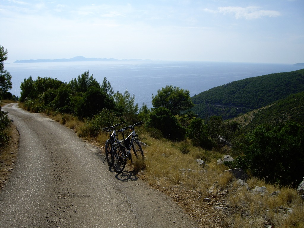 Cycling on Korcula Island - Cycling Routes