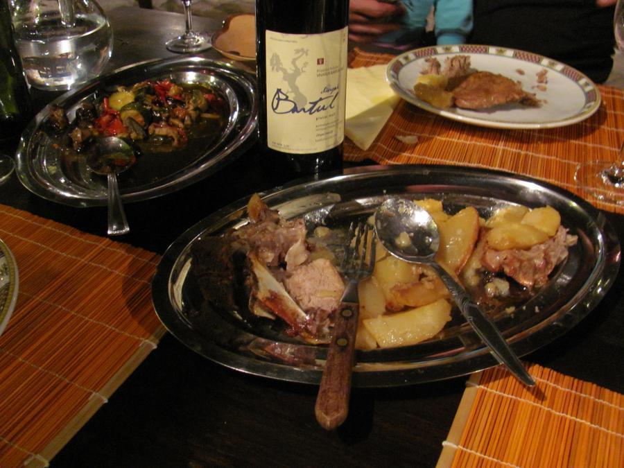 Visit Peljesac Winery - Peka Dish & Wine
