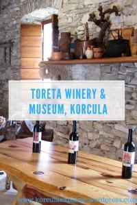 Toreta Museum and Winery, Smokvica, Korcula Island