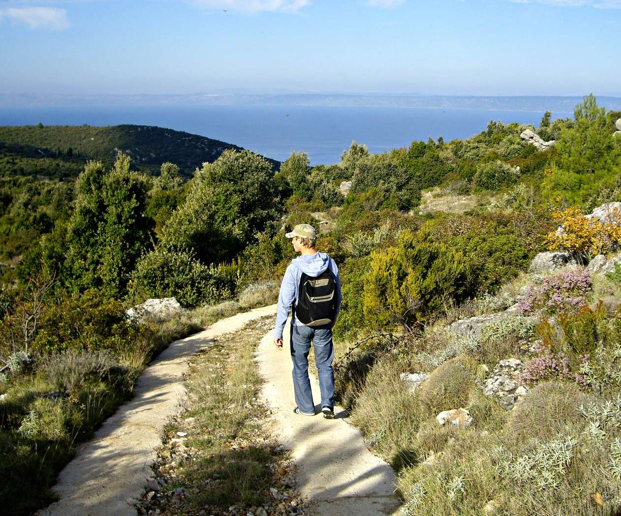 Reasons to visit Korcula Island in the Spring - Fantastic time for walking & hiking