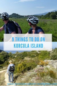 9 Things to do on Korcula Island