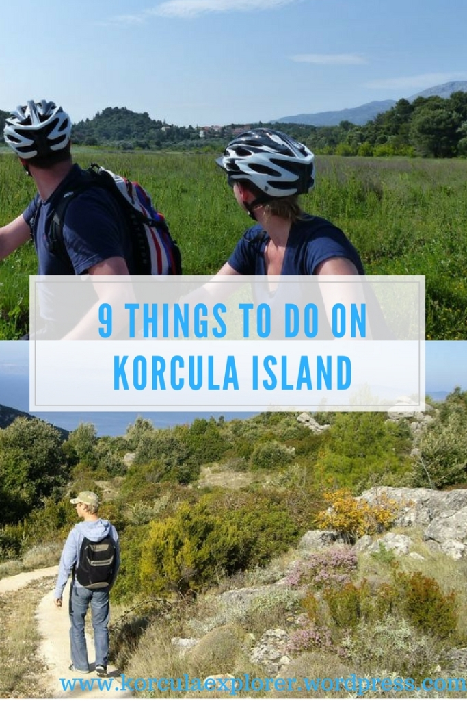 9 Things to do on Korcula Island - Ways to spend your holiday on Korcula, Croatia