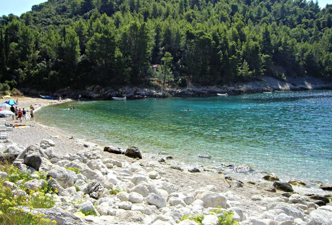 Things to do on Korcula - Visit some secluded beaches