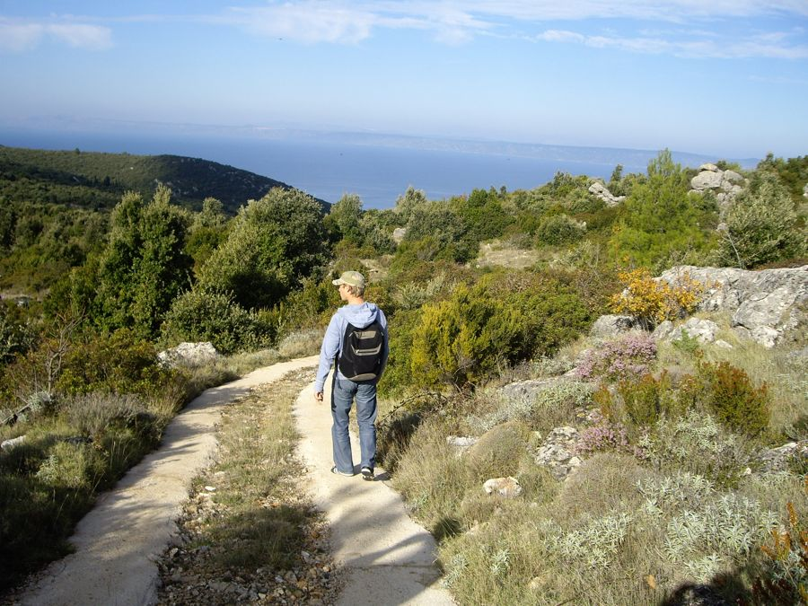 Things to do on Korcula Island - Go for a walk