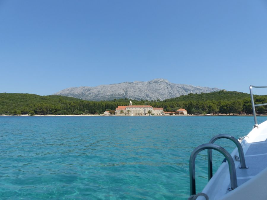 Things to do on Korcula Island - Spend some time on the sea