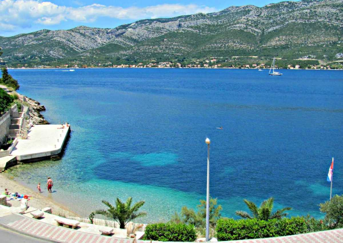 Where to stay in Korcula Town
