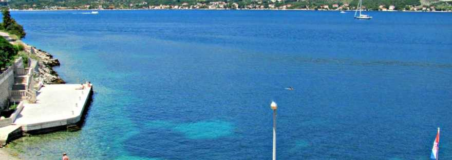 Where to Stay in Korcula - Bay of Medvinjak