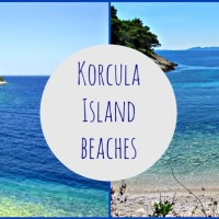 Stunning Beaches of Korcula