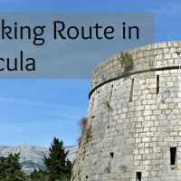 Top Views of Korcula - Walking Route