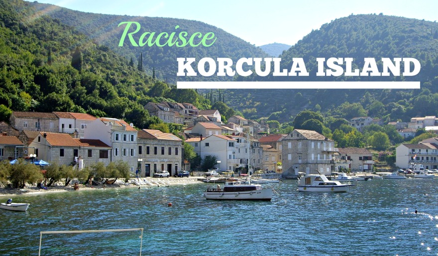 Villages of Korcula - Racisce on Korcula Island