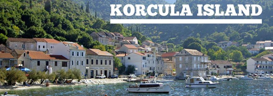 Villages of Korcula - Racisce on Korcula Island