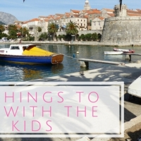 Top 10 Things To Do with the Kids on Korcula