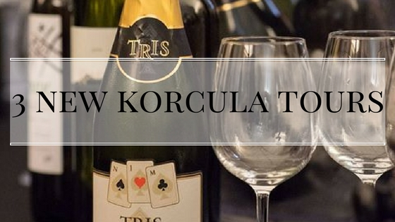 New Tours on Korcula - Olive Oil Tasting, Wine Tasting & Food Tours