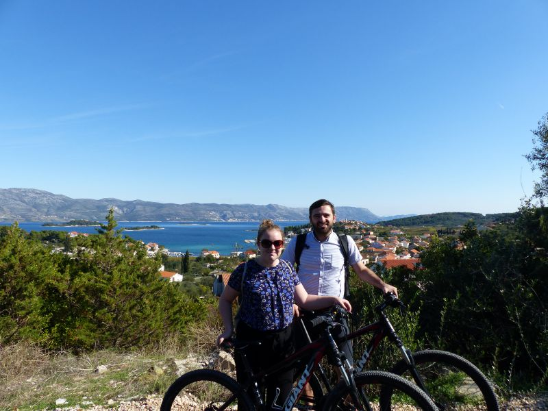 Cycling & Wine Tasting Tour on Korcula Island - Best of Summer 2017 on Korcula