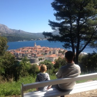 Top Panoramic & Viewpoints on Korcula Island
