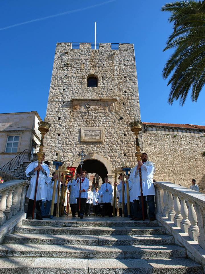 18 Events to Enjoy on Korcula in 2018 - Easter Holy Week in Korcula