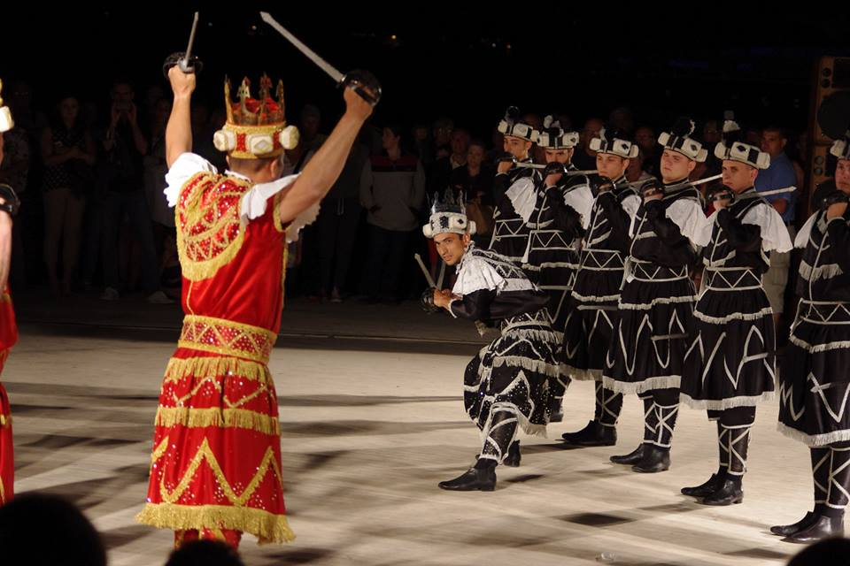 18 Events on Korcula Island in 2018 - Sword Dance Festival
