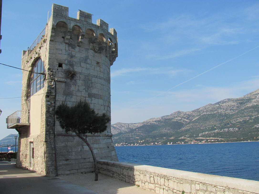 How to spend a day on Korcula