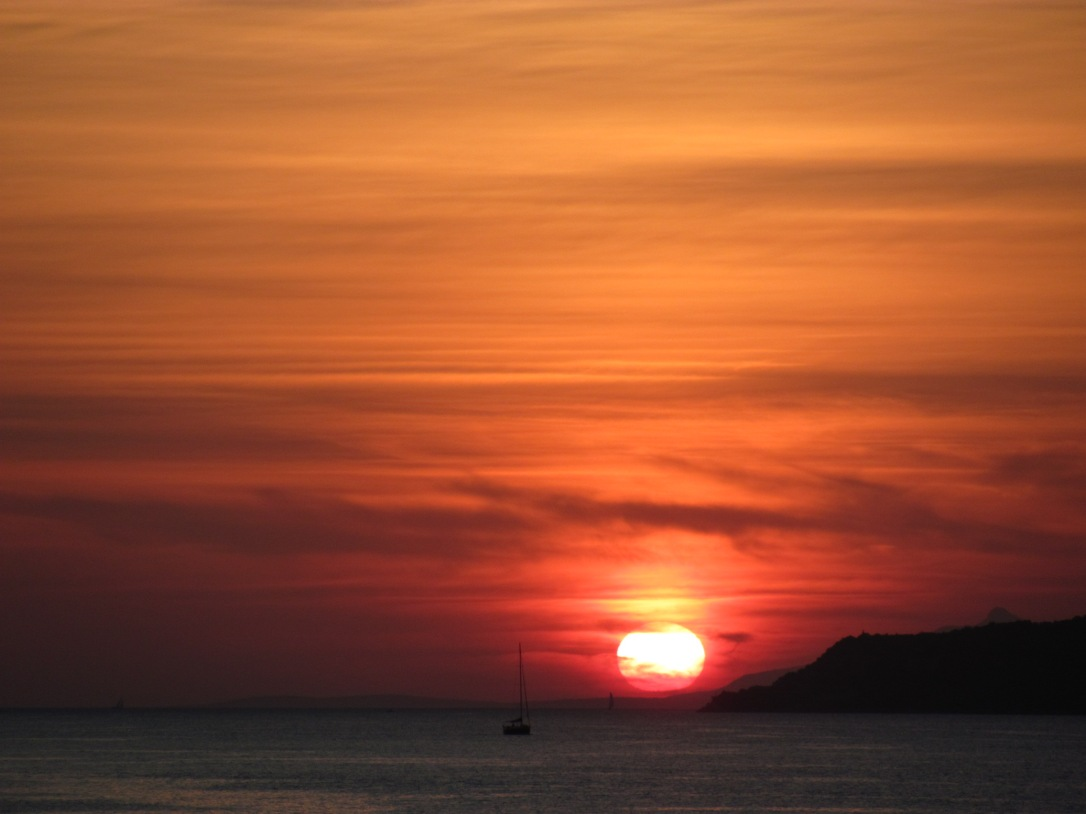 How to spend a day on Korcula - Watch the sunset